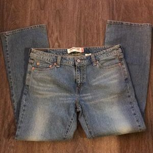 Levi's low boot cut 545 16M women's jeans